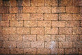 Masonry block walls. Royalty Free Stock Image
