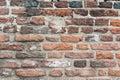 Masonry of city wall Royalty Free Stock Photo