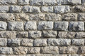Masonry Stone or Brick Wall Stock Image