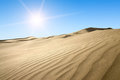Maspalomas, Resort Town, Gold desert. Royalty Free Stock Photo