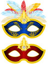 Masquerade Mask Stock Images