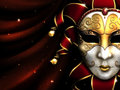 Masquerade party background