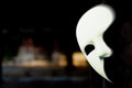 Masquerade - Phantom of the Opera Mask Stock Photos