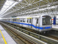 Mass rapid transit Stock Images