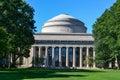 Massachusetts Institute of Technology MIT Maclaurin Boston Cambridge Massachusetts Royalty Free Stock Photo