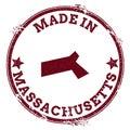 Massachusetts vector seal.