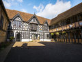 Master's home at the Lord Leycester hospital