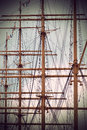 Masts Stock Photo