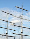 Masts Royalty Free Stock Photo