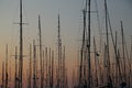 Masts Royalty Free Stock Photo