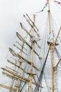 Masts and Sails Stock Photos
