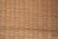 Mat texture di bambù Immagini Stock Libere da Diritti