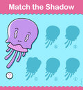Match The Shadow kids puzzle game