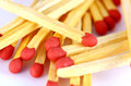 Matches. Stock Images