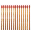 Matches in the line Stock Images