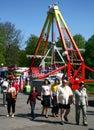 Matejska fair Stock Photo