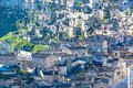Matera, Basilicata, Itay Royalty Free Stock Photo