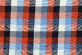 Material in a colorful plaid a background textile Royalty Free Stock Photos