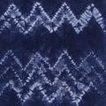 Material dyed batik. Shibori Royalty Free Stock Photo