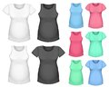 Maternity short sleeve t-shirt and top tank