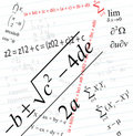 Mathematics Stock Images