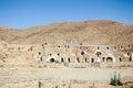Matmata museum in Tunisia Royalty Free Stock Photo