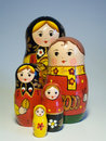 Matreshka_2 Stock Photography