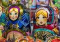 Matriochka Royalty Free Stock Photo