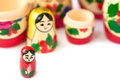Matrioshka doll. Stock Images