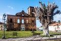 Matriz Church Ruins In The His...