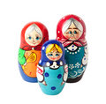 Matryoshka. Stock Photo
