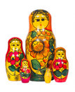 Matryoshka Royalty Free Stock Photography