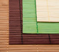 Mats for a kitchen table Royalty Free Stock Photography