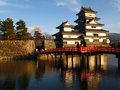 Matsumoto Castle 04, Japan Stock Photos