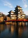 Matsumoto Castle 05, Japan Stock Images