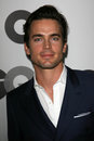 Matt bomer at the gq men of the year party chateau marmont west hollywood ca Stock Photography