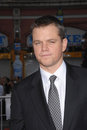 Matt Damon Royalty Free Stock Photography