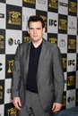 Matt dillon arriving at the th film independent spirit awards la live los angeles ca march Stock Photos