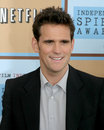 Matt dillon independent spirit awards santa monica beach santa monica ca march Royalty Free Stock Images