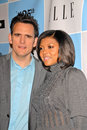 Matt dillon taraji p henson and at the th film independent spirit award nominations press conference sofitel hotel los angeles ca Stock Images