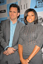 Matt dillon taraji p henson and at the th film independent spirit award nominations press conference sofitel hotel los angeles ca Royalty Free Stock Photos