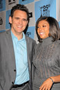 Matt dillon taraji p henson and at the th film independent spirit award nominations press conference sofitel hotel los angeles ca Royalty Free Stock Image