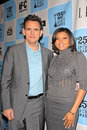 Matt dillon taraji p henson and at the th film independent spirit award nominations press conference sofitel hotel los angeles ca Stock Photography