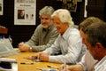 Matt Hurwitz and Chris Carter Royalty Free Stock Image