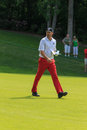 Matt kuchar at the memorial tournament in dublin ohio usa Stock Photography