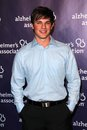 Matt lanter at the th annual a night at sardi s fundraiser and awards dinner benefiting the alzheimer s association beverly hilton Royalty Free Stock Photos
