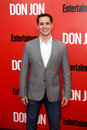 Matt mcgorry new york sep actor attends the don jon new york premiere at the sva theater on september in new york city Royalty Free Stock Photos