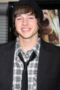 Matt prokop arriving at the sorority row premiere at the arclight theaters in los angeles ca on september Stock Photo