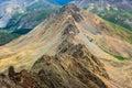 Matterhorn Peak Ridge Royalty Free Stock Photo