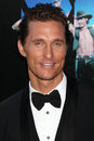 Matthew McConaughey  Royalty Free Stock Photos